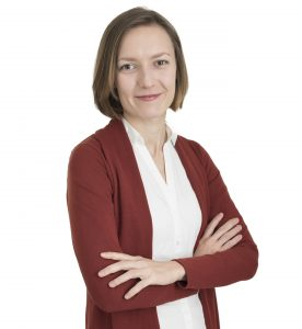 María Maksutova, traductora e intérprete
